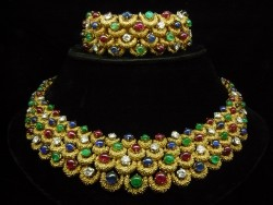 Van Cleef & Arpels Necklace & Bracelet